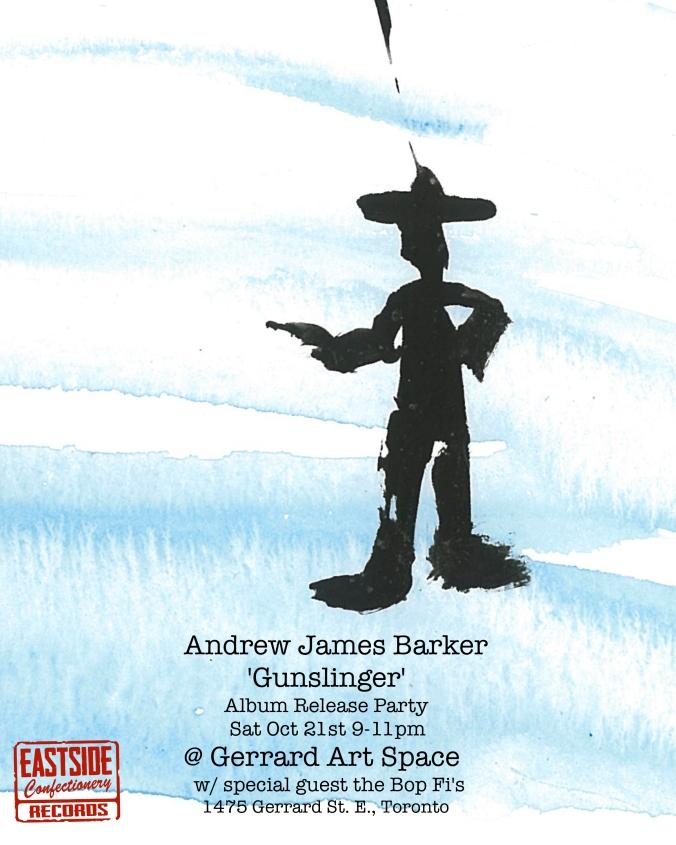 Gunsinger poster